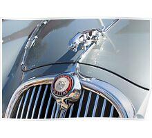 Jaguar 3,8 S, 1966 Poster