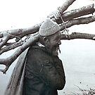 Trellis Wood by phil decocco