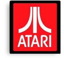 Atari! Canvas Print