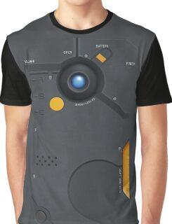 Metal Gear Solid V - iDroid Graphic T-Shirt