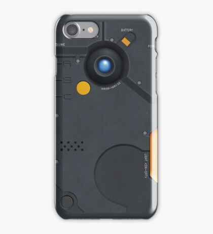 Metal Gear Solid V - iDroid iPhone Case/Skin