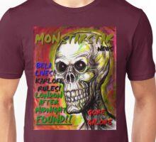 NEWS MONSTERSTAR Unisex T-Shirt