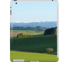 Rolling Hills - Rural NZ iPad Case/Skin