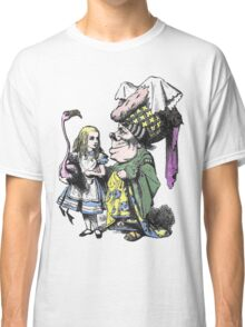 Alice and the Duchess Classic T-Shirt