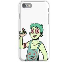 Casper (1) iPhone Case/Skin
