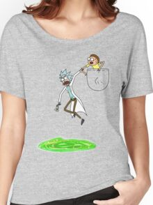 Rick and Morty! Women's Relaxed Fit T-Shirt