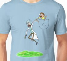 Rick and Morty! Unisex T-Shirt