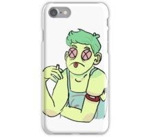 Casper (2) iPhone Case/Skin