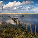 Faversham Creek 1 by Geoff Carpenter