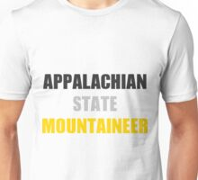 appalachian state mountaineer Unisex T-Shirt