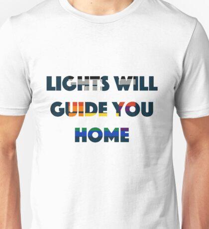 Fix You Lyrics Unisex T-Shirt