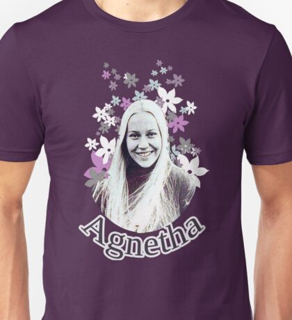 Agnetha pre abba. Take a look to my channel ! You will be amazed! Unisex T-Shirt