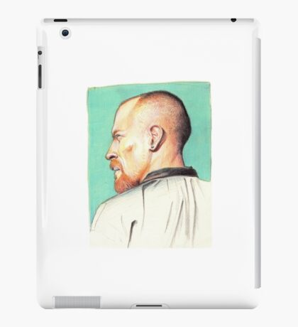 Captain Flint iPad Case/Skin