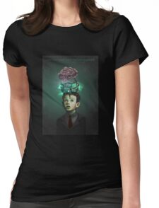 Wisdom in love Womens Fitted T-Shirt