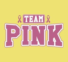 Team Pink Kids Clothes