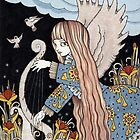 Virgo by Anita Inverarity