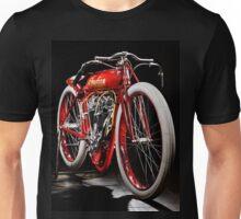Indian 8-Valve Board Tracker Unisex T-Shirt