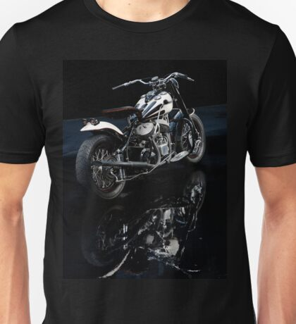 Indian Chief Blackhawk Bobber Unisex T-Shirt