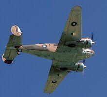Beechcraft C-45 Expediter II HB275 G-BKGM by Colin Smedley