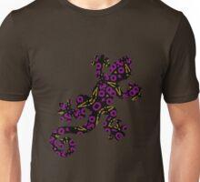 Series - Gekko Collection Pattern - Purple - 121816 Unisex T-Shirt