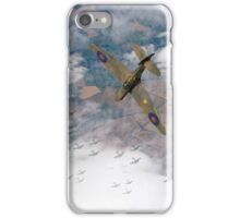 Spitfires swoop iPhone Case/Skin