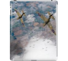 Spitfires swoop iPad Case/Skin
