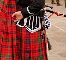 The Weaving of the Tartan by Photography by Mathilde