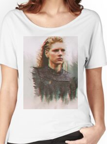 L A G E R T H A Women's Relaxed Fit T-Shirt