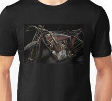 Excelsior Board Track Racer Unisex T-Shirt