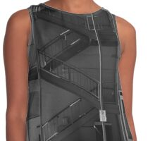 Sairway Escape Plan Contrast Tank