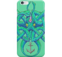 Celtic Octo iPhone Case/Skin
