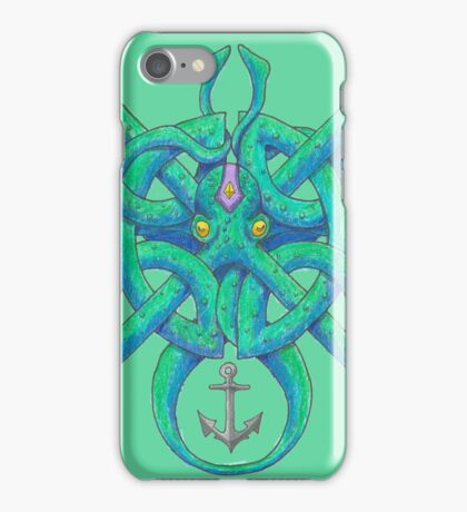 Celtic Octo iPhone Case/Skin