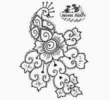 Henna Harpy Peacock  T-Shirt