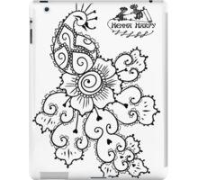 Henna Harpy Peacock  iPad Case/Skin