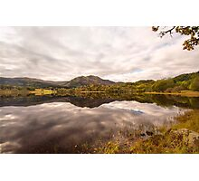 Loch Achray ~ Reflections Photographic Print