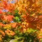Autumn Swirl by Marilyn Cornwell