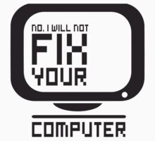 No I will not fix your computer by nektarinchen