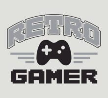 Retro Gamer by nektarinchen