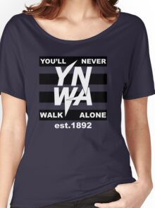 YNWA - LIVERPOOL Women's Relaxed Fit T-Shirt