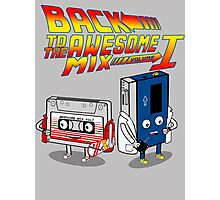 Back to the Awesome Mix Photographic Print