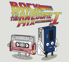 Back to the Awesome Mix T-Shirt