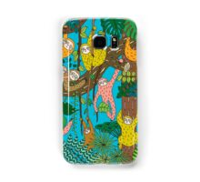 Happy Sloths Jungle  Coque et skin Samsung Galaxy