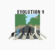 Evolution #9 (Beatles' Abbey Road/March of Progress) Unisex T-Shirt