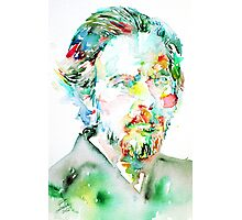 ALAN WATTS portrait Photographic Print