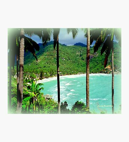 Leela Beach Photographic Print