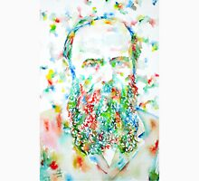 FYODOR DOSTOYEVSKY - watercolor portrait Unisex T-Shirt