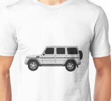 Mercedes-Benz  G Wagon - side Unisex T-Shirt