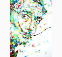 SALVADOR DALI - watercolor portrait Unisex T-Shirt