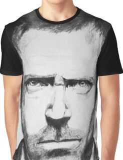 Hugh Laurie Graphic T-Shirt