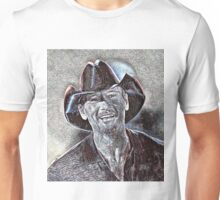 Cool Tim McGraw Art Unisex T-Shirt